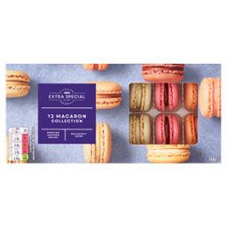 ASDA Extra Special 12 Macaron Selection - ASDA Groceries