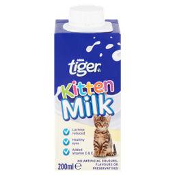 Asda Tiger Kitten Milk Asda Groceries