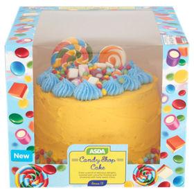 ASDA Candy Shop Celebration Cake