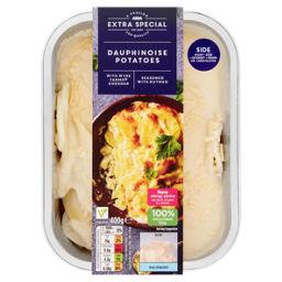 Asda Extra Special Creamy Dauphinoise Potatoes Asda Groceries