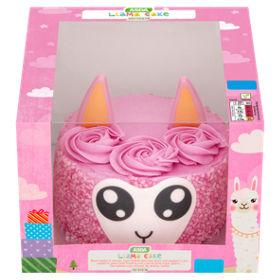 ASDA Llama Celebration Cake