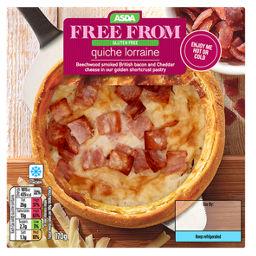 ASDA Free From Quiche Lorraine - ASDA Groceries