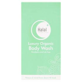 The Halal Cosmetics Luxury Organic Body Wash - ASDA Groceries