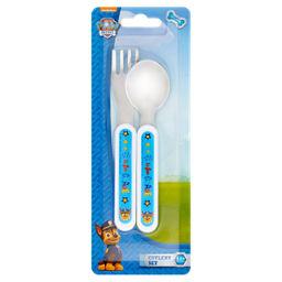 Nickelodeon Paw Patrol Cutlery Set 12 Months Asda Groceries