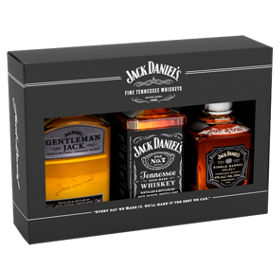 Jack Daniels Advent Calendar.Tennesse Whisky Gift Set