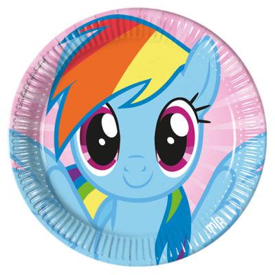 sc 1 st  ASDA Groceries & My Little Pony Paper Plates - ASDA Groceries