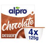 Alpro Chocolate Soya Dessert Asda Groceries