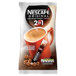 Nescafe Original 2in1 Instant Coffee Sachets Asda Groceries