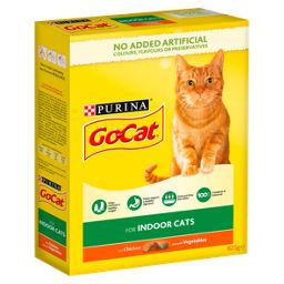 Go Cat Indoor Cat Chicken Garden Greens Cat Food Asda Groceries