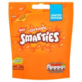 Orange Milk Chocolate Sweets Sharing Bag