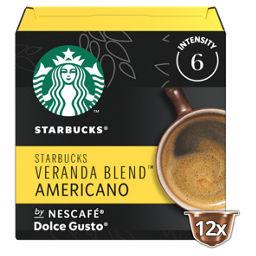 Starbucks By Nescafe Dolce Gusto Veranda Blend Blonde Roast