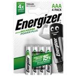 Energizer Power Plus Rechargeable Alkaline Aaa Batteries Asda Groceries