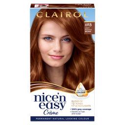 Hair Dye 6rb Light Reddish Brown