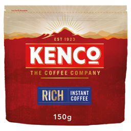 Kenco Rich Instant Coffee Refill Asda Groceries