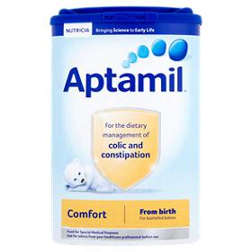 Aptamil Comfort Milk Powder Formula Asda Groceries