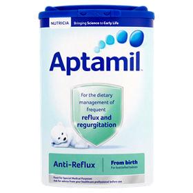 Aptamil Anti Reflux Milk Powder Formula Asda Groceries