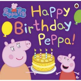 Paperback Peppa Pig Happy Birthday Peppa Asda Groceries