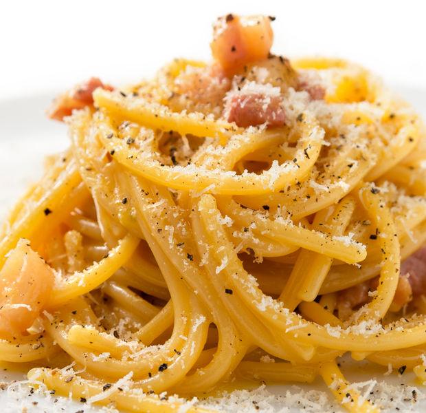 Spaghetti carbonara barilla