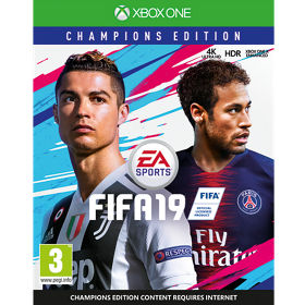 xbox one fifa 19 champions edition asda groceries