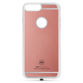 new style 08b02 b0db4 Iphone 6+/7+ Wireless Charge Case - Rose Gold