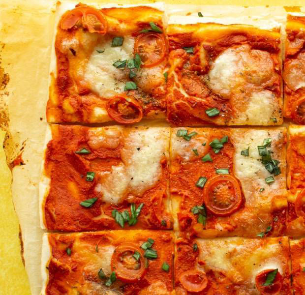Beat the budget's hidden vegetable pizza