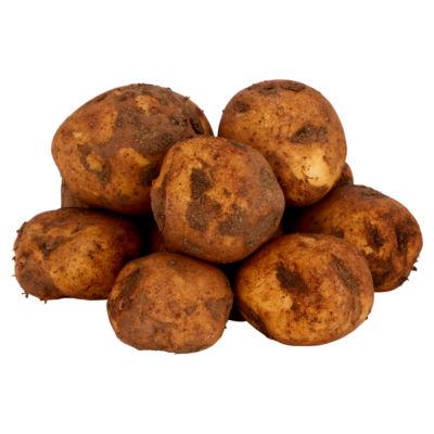 ASDA Loose Ayrshire Potatoes (order by number of potatoes or select kg)