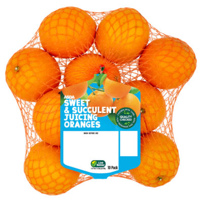 ASDA Grower's Selection Extra Juicy Oranges
