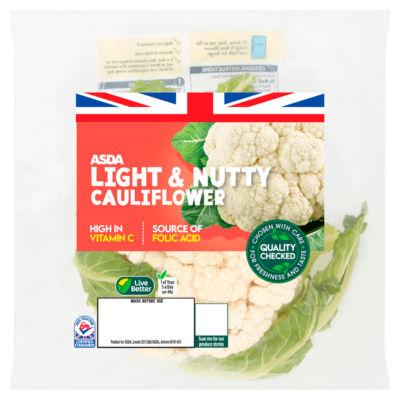 ASDA Grower's Selection Cauliflower