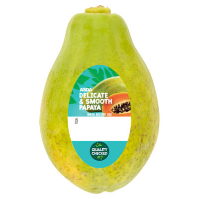 ASDA Grower's Selection Papaya (Typically 250g)