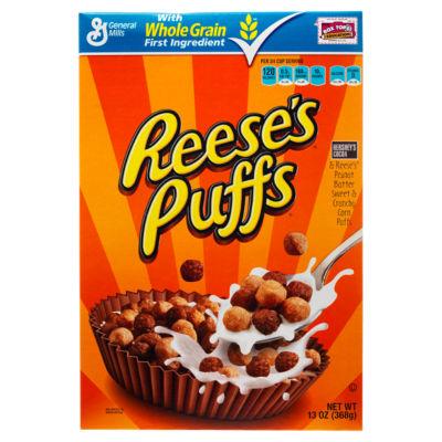 Reese's Puffs Sweet & Crunchy Corn Puffs