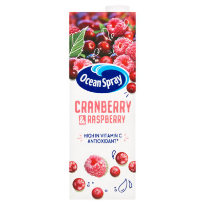 Ocean Spray Cranberry Raspberry