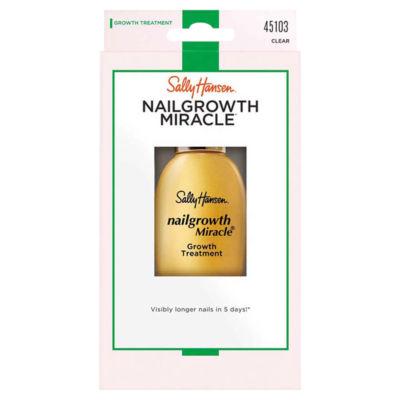 Sally Hansen Nail Growth Miracle Serum Clear