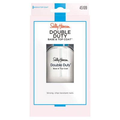 Sally Hansen Double Duty Base Top Coat