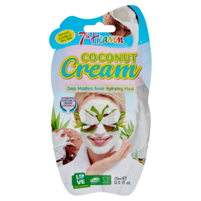 Montagne Jeunesse 7th Heaven Creamy Coconut Water & Shea Butter Face Mask