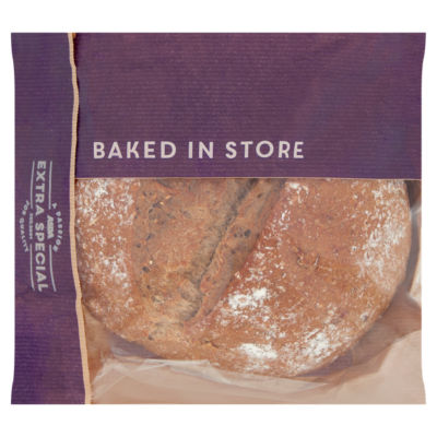 ASDA Extra Special Wheat, Spelt and Rye Boule