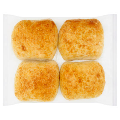 ASDA Baker's Selection Cheese Topped Rolls