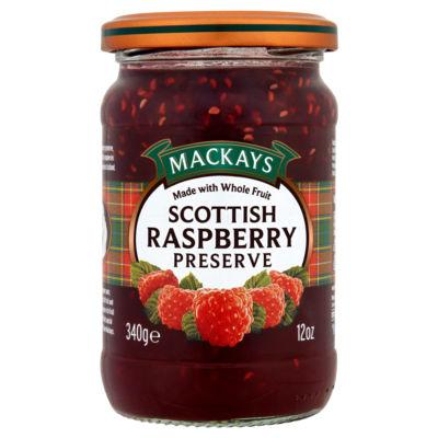 Mackay's Scottish Raspberry Preserve