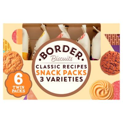 Border Snack Pack