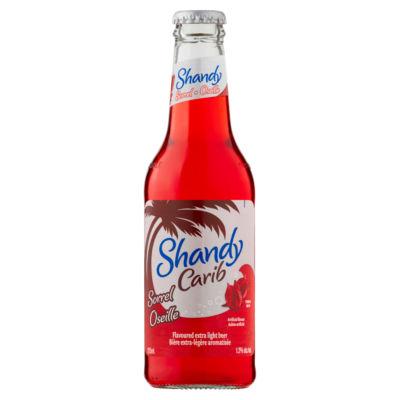 Shandy Carib Sorrel