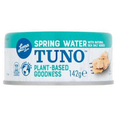 Loma Vegan Tuno in Spring Water