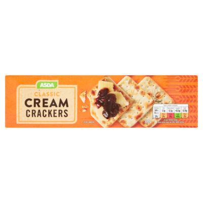 ASDA Cream Crackers