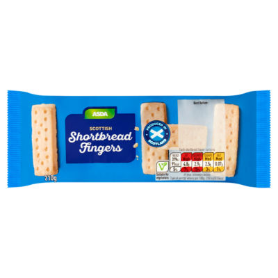 ASDA Shortbread Fingers