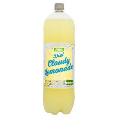 ASDA Diet Cloudy Lemonade