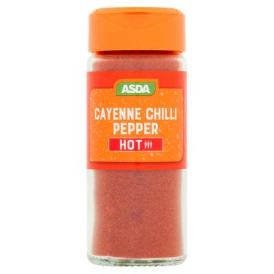 ASDA Cayenne Chilli Pepper