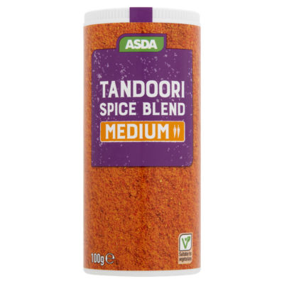 ASDA Medium Tandoori Spice Blend
