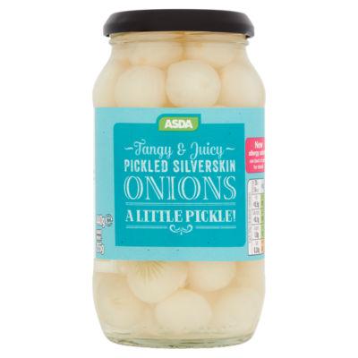 ASDA Pickled Silverskin Onions