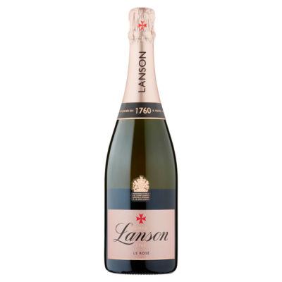 Lanson Rosé Champagne