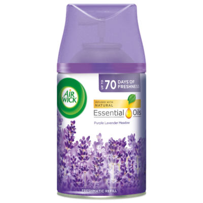 Air Wick Freshmatic Autospray Refill, Purple Lavender Meadow - 1 Refill