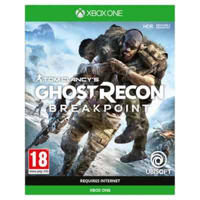 Xbox One Tom Clancey's Ghost Recon Breakpoint