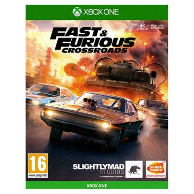 ASDA > Homeware Outdoors > Xbox One Fast & Furious: Crossroads